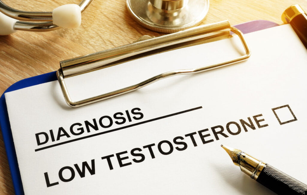 Peyronie's Disease & Low Testosterone.